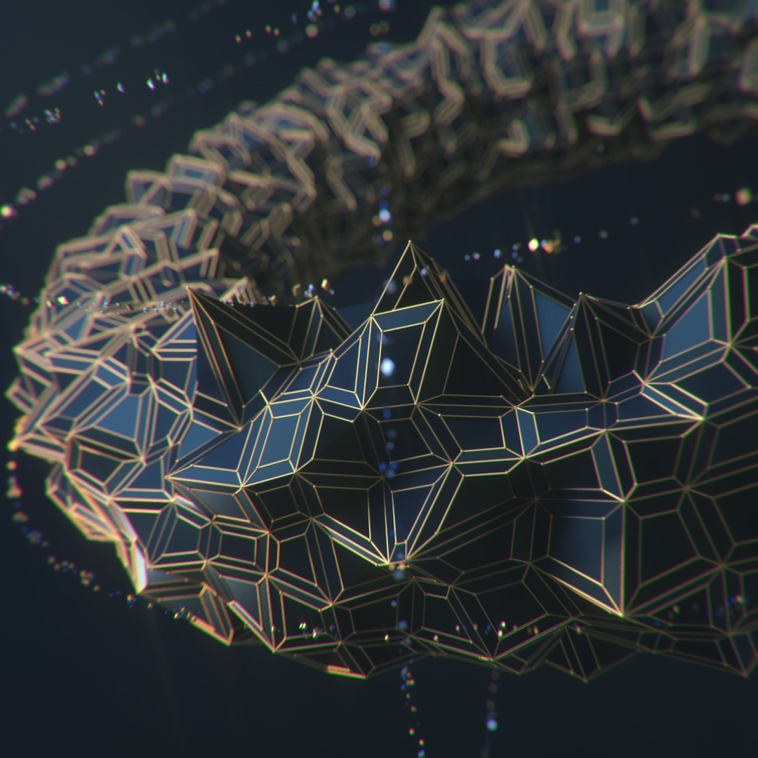 lee robinson x-particles octane cinema4d CG 3D motion graphics